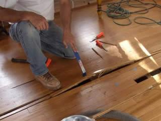 Hardwood Floor Repair Master