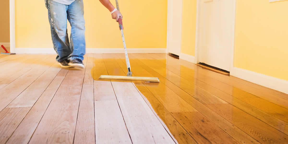 Hardwood Floor Refinishing – Floor Master